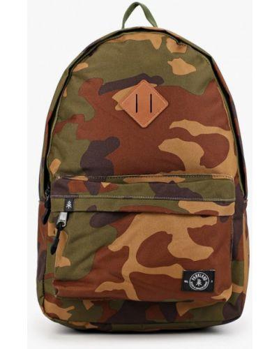 Текстильный рюкзак хаки Parkland
