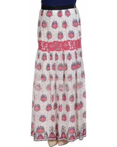 Хлопковая юбка Alberta Ferretti