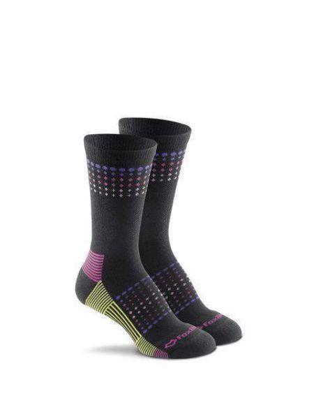 Шерстяные носки - черные Foxriver