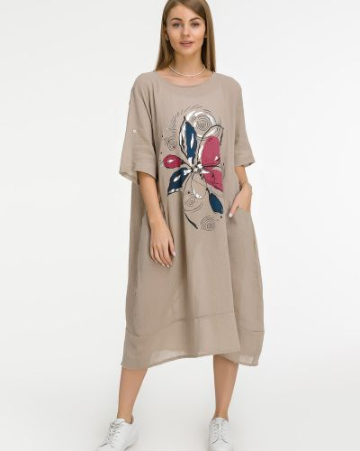 Хлопковое платье Modalime