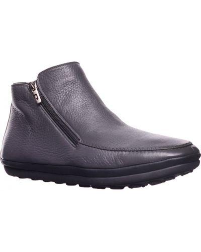 Ботинки осенние кожаные Pakerson