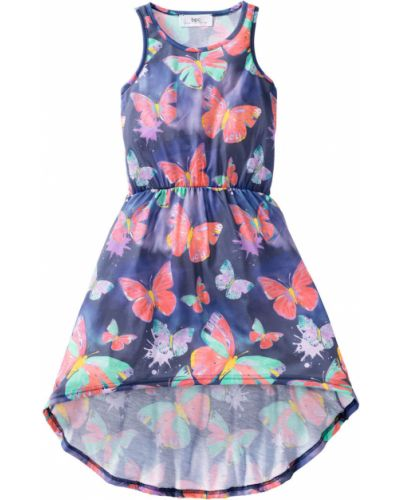 Летнее платье с принтом с рисунком Bonprix