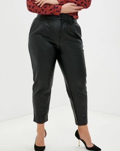 Зауженные черные брюки-бананы Banana Republic