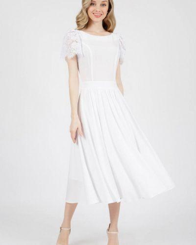 Вечернее платье - белое Marichuell