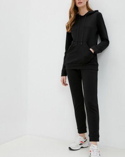Костюмный черный спортивный костюм Krismarin