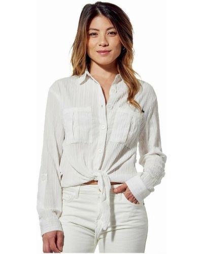 Biała koszula nocna Kaporal