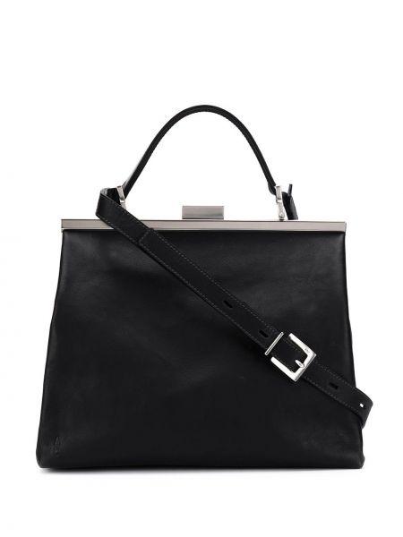 Черная сумка-тоут Ally Capellino