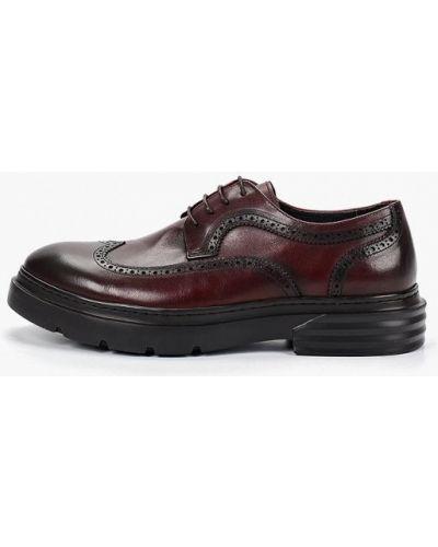 Туфли красные бордовый Marco Lippi