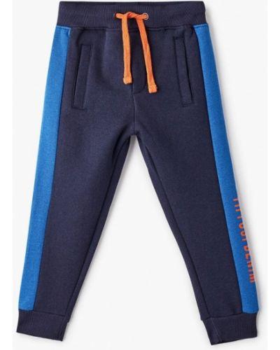 Спортивные синие брюки Tiffosi