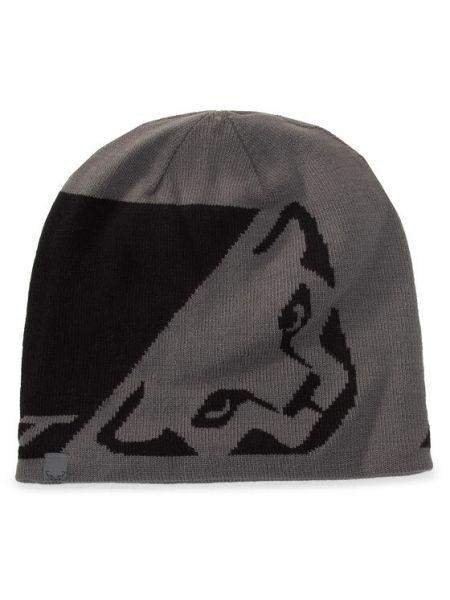 Szara czapka beanie Dynafit