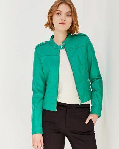 Зеленая куртка демисезонная Vero Moda