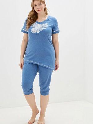 Пижама синий пижамный El Fa Mei