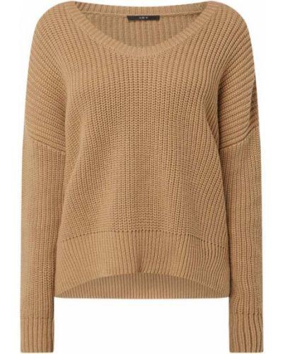 Sweter bawełniany - beżowy Set