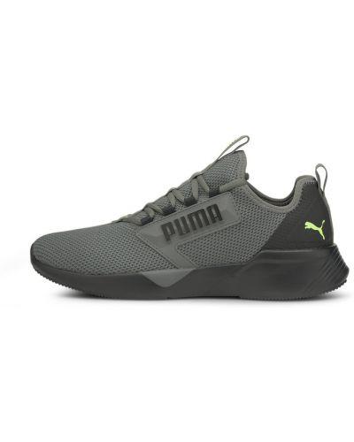 Серые резиновые кроссовки Puma
