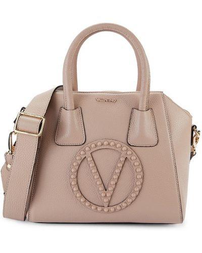 Кожаный ранец с карманами Valentino By Mario Valentino
