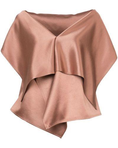 Блузка шелковая прямая Sies Marjan