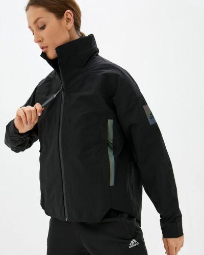 Легкая ветровка - черная Adidas