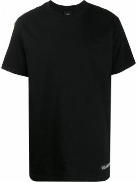 Черная футболка Les (art)ists