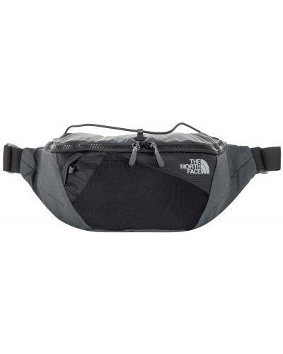 Черная нейлоновая поясная сумка с поясом The North Face