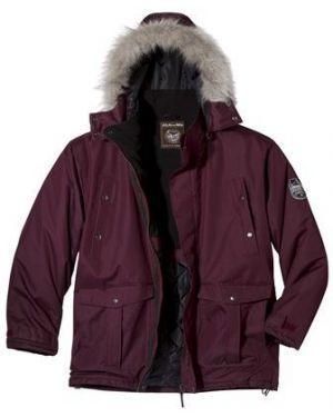 Куртка с капюшоном утепленная флисовая Atlas For Men