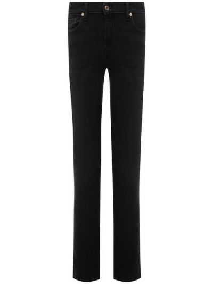 Хлопковые джинсы - серые 7 For All Mankind