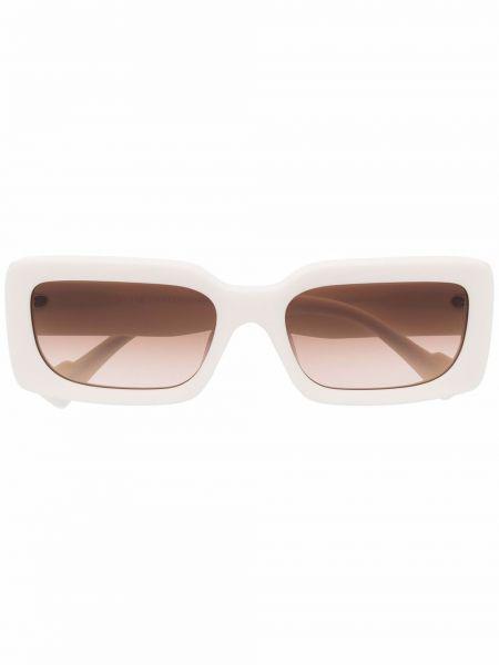 Białe okulary Axel Arigato