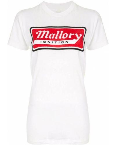 Футбольная футболка в рубчик Fake Alpha Vintage