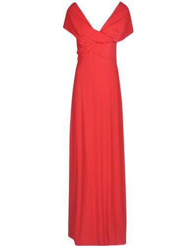 Czerwona sukienka Giambattista Valli