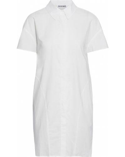 Biała sukienka bawełniana Walter Baker