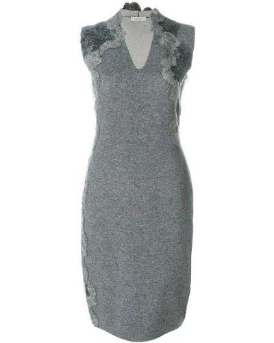 Приталенное платье на молнии D.exterior