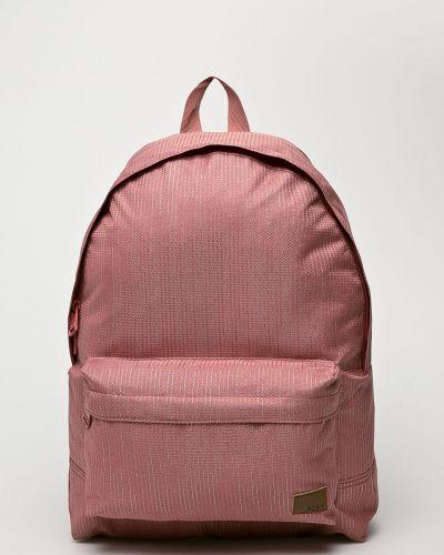 Розовый рюкзак с отделениями Roxy