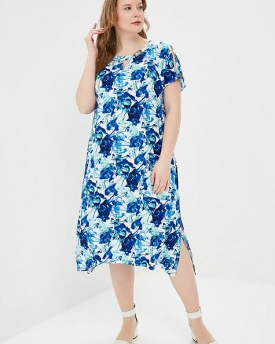 Голубое платье Silver String
