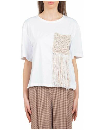 Biały t-shirt Sfizio