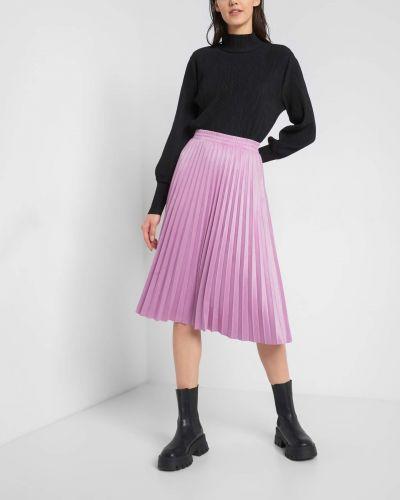 Fioletowa spódnica Orsay