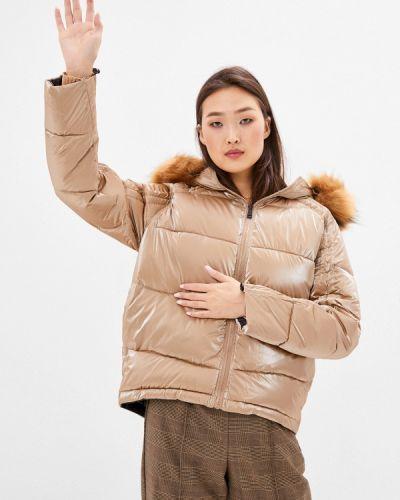 Теплая черная куртка Z-design