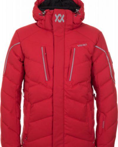 Спортивная куртка с капюшоном осенняя Volkl