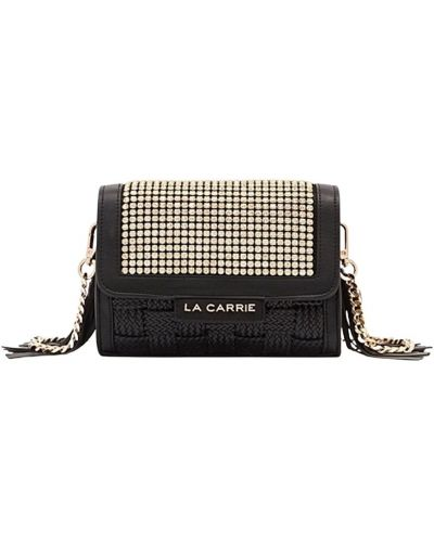 Czarna torebka La Carrie