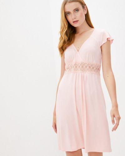 Домашнее розовое платье Primaverina