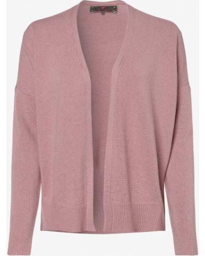 Różowy garnitur dzianinowy Lieblingsstück