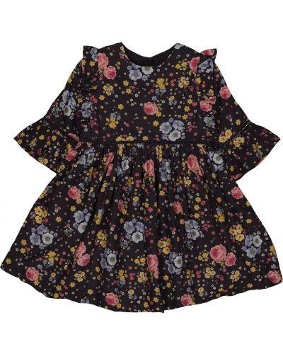 Платье с рукавами на торжество с цветочным принтом Mothercare