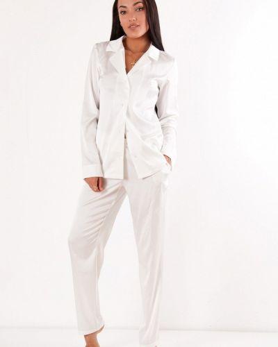 Пижамная белая пижама Dono