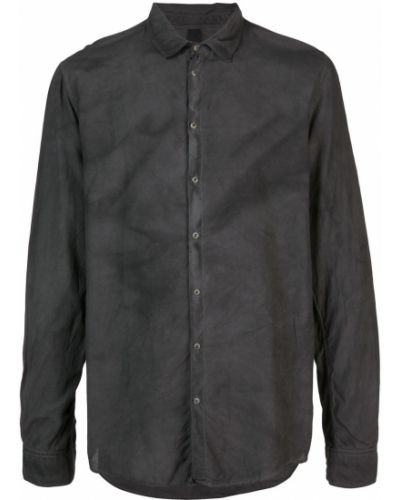 Классическая классическая рубашка с воротником с манжетами Poème Bohémien