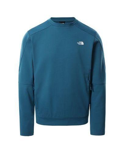 Niebieski pulower dzianinowy The North Face