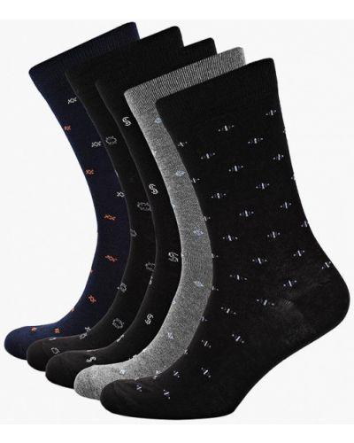 Носки серые компрессионные John Jeniford