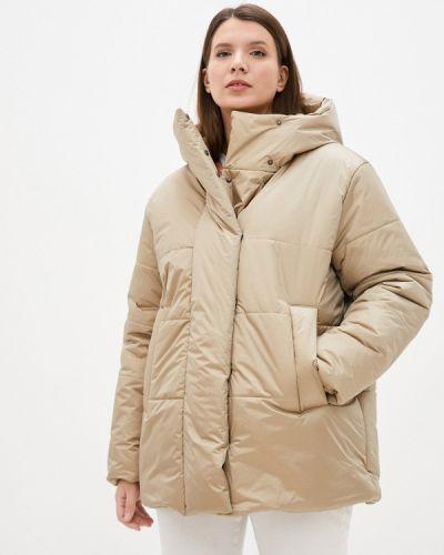 Утепленная куртка - бежевая Modress