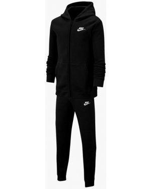 Спортивный костюм черный Nike