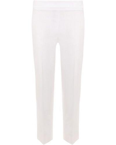 Укороченные брюки со стрелками с карманами Weill