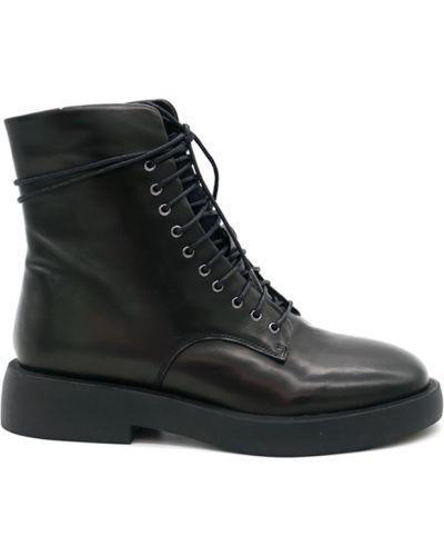 Ботинки - черные Sasha Fabiani