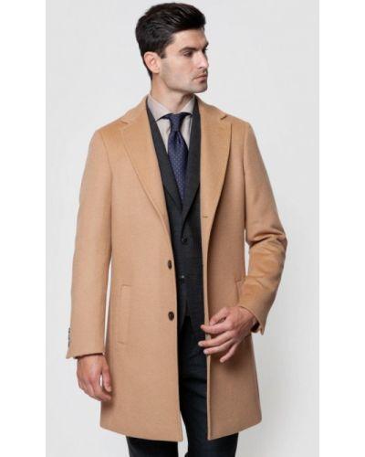 Пальто - бежевое Arber