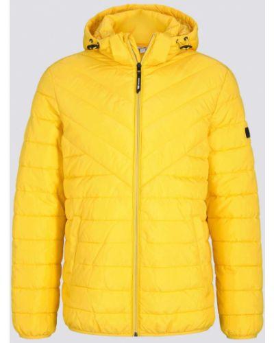 Желтая куртка Tom Tailor